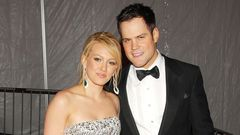 Hilary Duff ja Mike Comrie