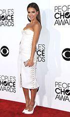 Jessica Alba People's Choice Awardseissa.