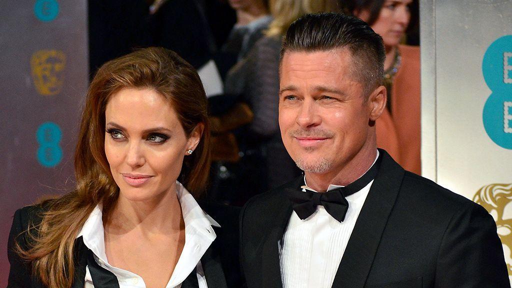 Ensimmäiset kuvat Angelina Jolien uniikista hääpuvusta julki