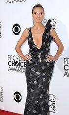 Heidi Klum People's Choice Awardseissa.