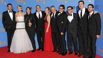 American Hustle -elokuva sai lukuisia palkintoja.