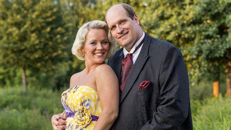 Heidi Pakarinen ja Mika Pohjonen