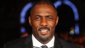 Idris Elba Mandela-elokuvan ensi-illassa Lontoossa.