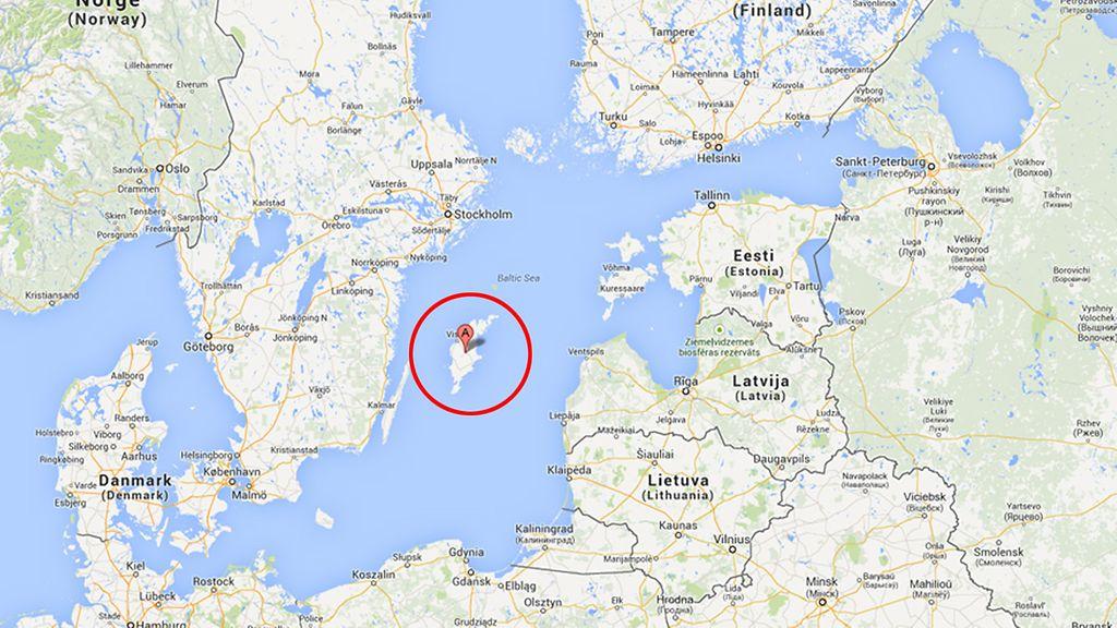 Ruotsin Johto Tutustuu Gotlannin Puolustukseen Mtvuutiset Fi