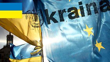 EU ja Ukraina yhteisty�sopimukseen