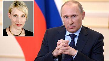 Mirja Sipinen Putin