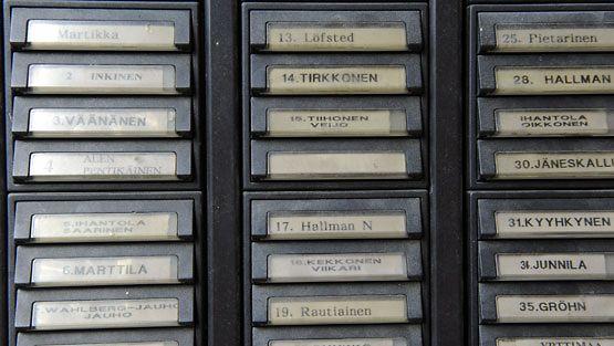 Tutkijat vaativat suojelemaan harvinaisia sukunimiä - Ulkomaat - Uutiset - MTV.fi