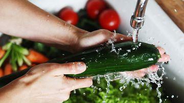 Kurkuista löytynyt kolibakteeri on aiheuttanut Euroopassa ruokamyrkytyksiä.