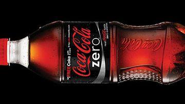 Coca-Cola Zero tuli Venezuelassa myyntiin vasta huhtikuussa. Kuva: AP.