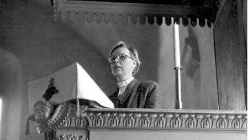 Ensimmäinen nainen on valittu lääninrovastiksi Suomen luterilaisessa kirkossa. Hän on kirkkoherra Juanita FAGERHOLM-URCH