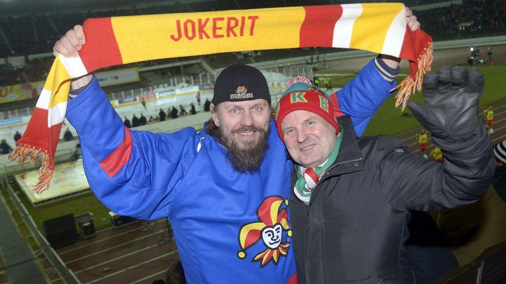 Talviklassikon tunnelmaa � katso kuvat - SM-liiga - J��kiekko ...