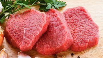 Runsas punaisen lihan kulutus voi lisätä riskiä sairastua syöpään.