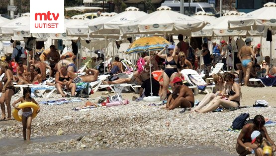Kreikan Tilanne Tänään