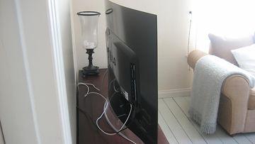 LG:n kaareva OLED-TV 55EA980W