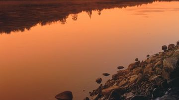PL_lappish_river_sunset_439