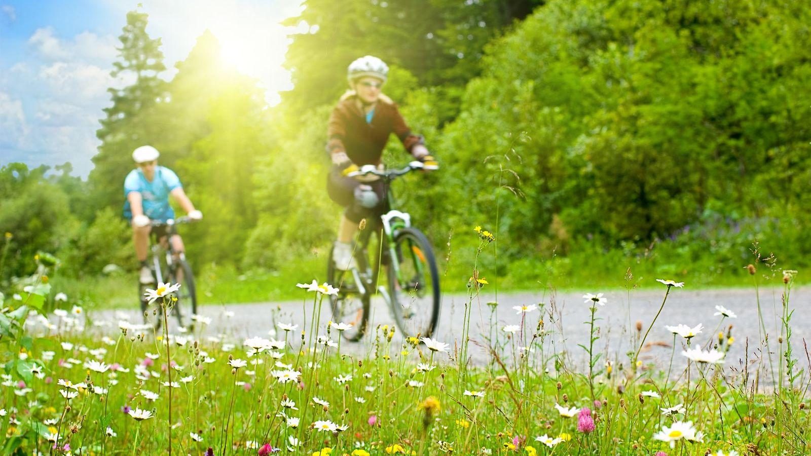 Pyöräily Kalorinkulutus