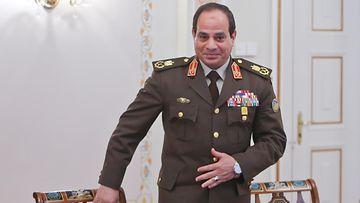 Abdel Fattah al-Sisi 13.2.2014