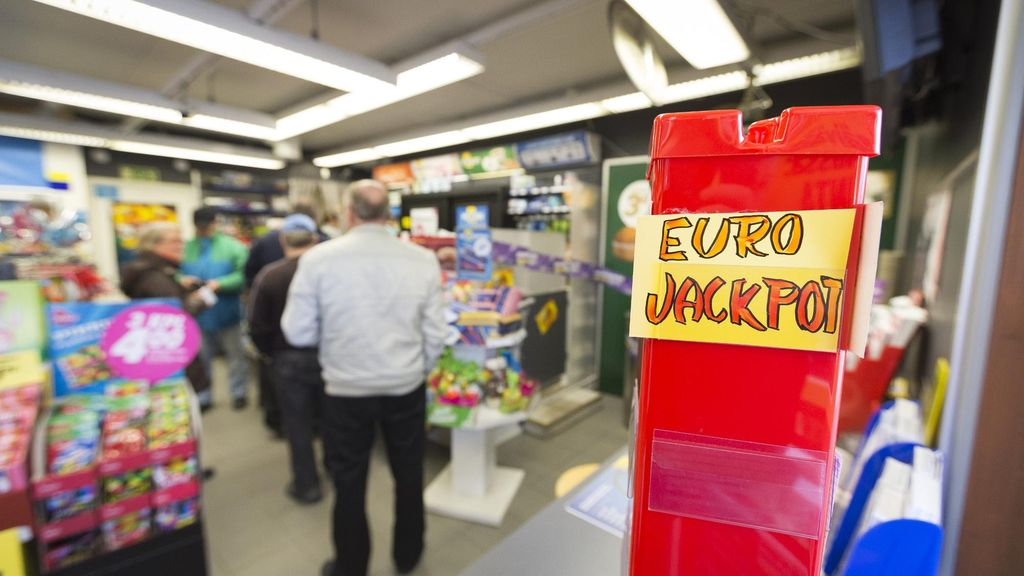 Eurojackpot Päävoitto