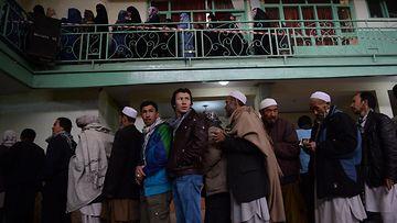 Afganistanin presidentinvaalit
