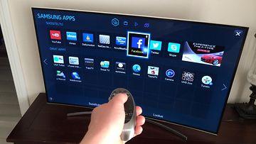 Samsung kaareva televisio UE55H8005 (6)