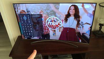 Samsung kaareva televisio UE55H8005 (7)