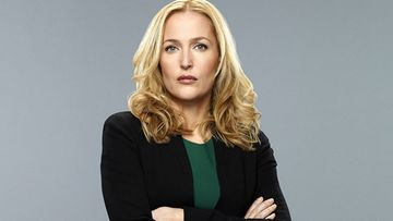 Uhka - Meg Fitch (Gillian Anderson)