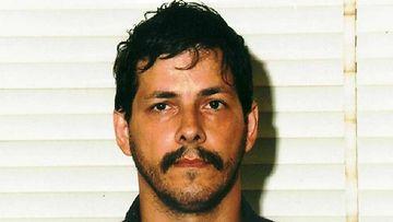 Marc Dutroux kuvattuna vuonna 1996.