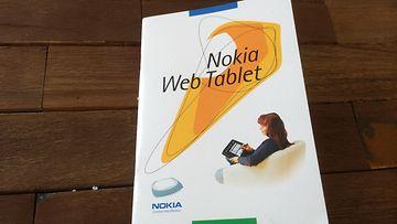 Nokia Web Tablet
