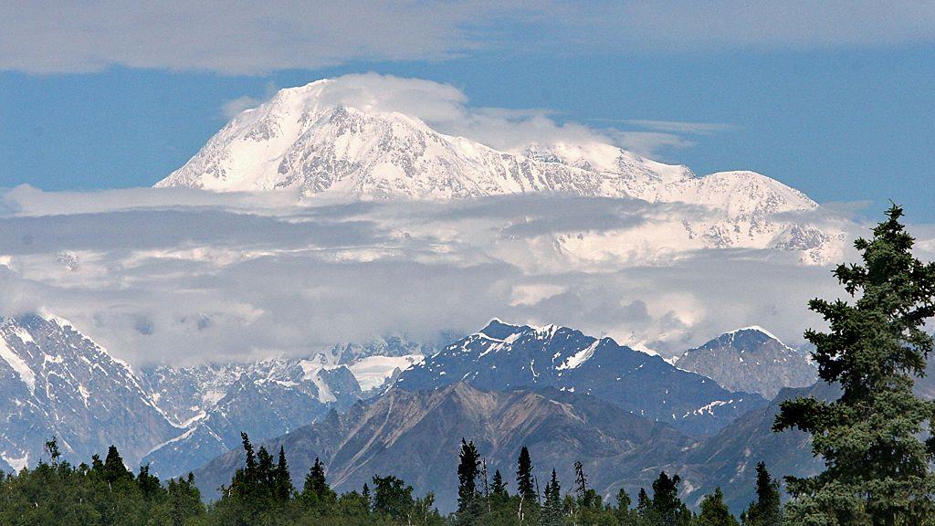 Pohjois Amerikan Korkein Vuori