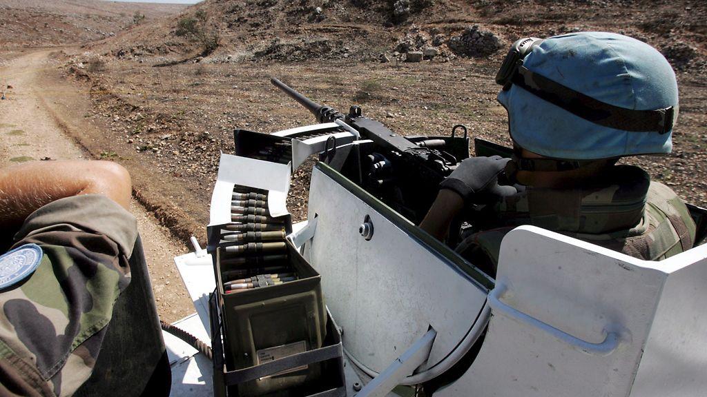 Suomalainen Rauhanturvaaja Kuoli Libanonissa