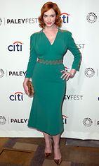 Christina Hendricks. PaleyFest 2014