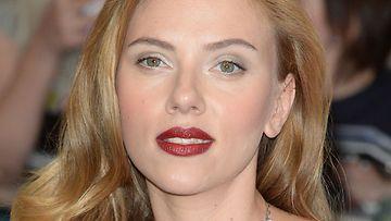 """Captain America: The Winter Soldier"" ensi-ilta Lontoossa, Scarlett Johansson"