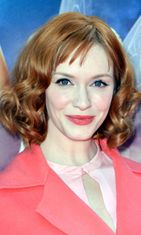Christina Hendricks, The Pirate Fairy -animaation ensi-illassa