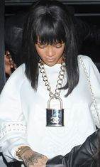 Rihanna Lontoossa, 2014
