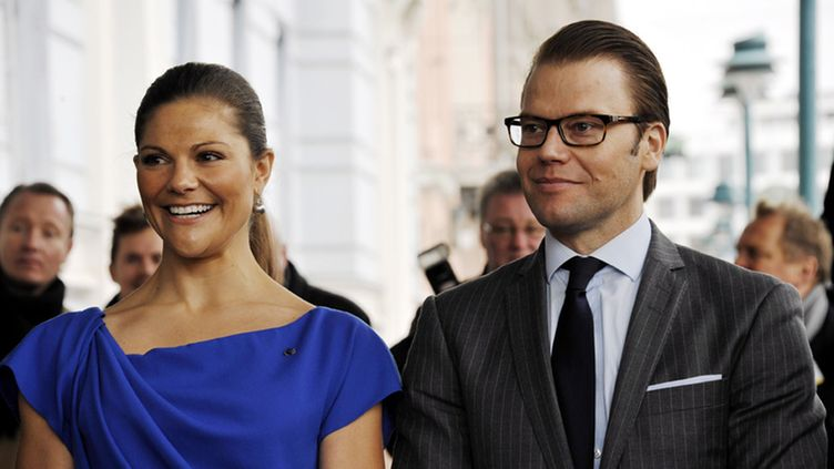 Crown Princess Victoria of Sweden and her husband Prince Daniel visited the Helsinki City Hall in Helsinki on Tuesday, 2nd Nov., 2010.