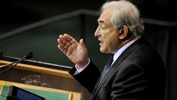 Dominique Strauss-Kahn. Kuva: Epa