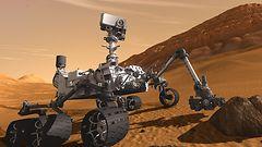 Milt� tuntuisi matkata Marsissa? Nasan videolla voi ohjata Curiosity-m�nkij��