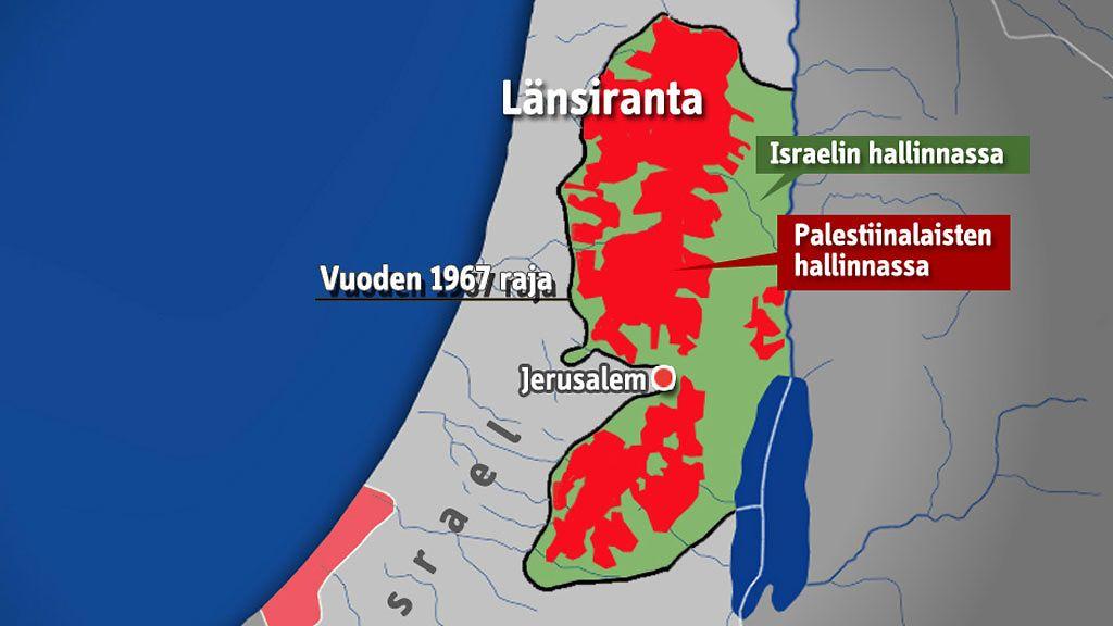 Israelin Tilanne Tänään