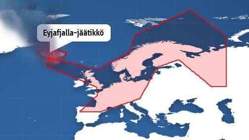 Tuhka Voi Levita Huomenna Myos Etela Suomeen Mtvuutiset Fi