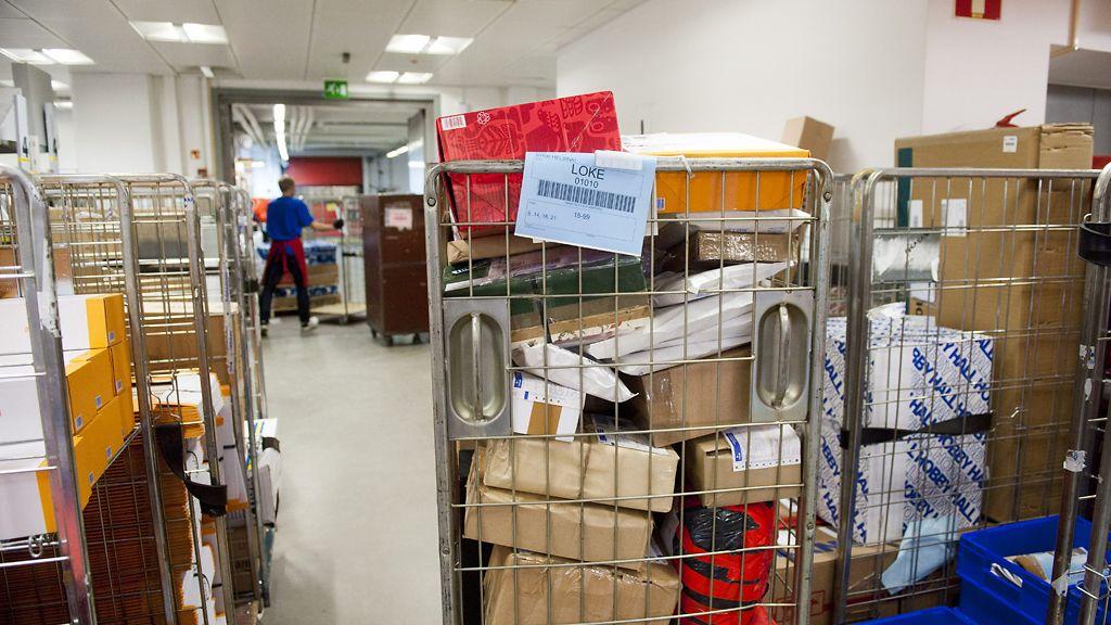 postin lähetysten seuraaminen Sastamala