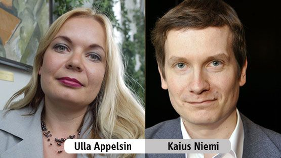 Ulla Appelsin