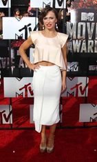 Karina Smirnoff  MTV Movie Awardseissa 2014