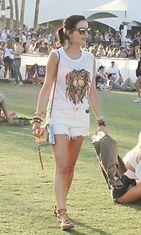 Camilla Belle, Coachella 2014