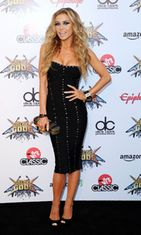 Carmen Electra, 6th Annual Golden Gods Awards