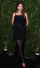 Lily Aldridge, 2014 Tribeca Film Festival