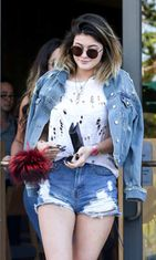 Kylie Jenner, Coachella 2014