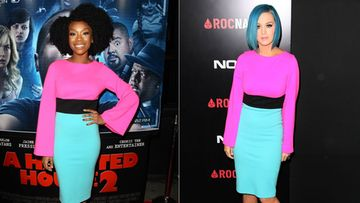 Brandy Norwood ja Katy Perry