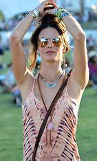 Alessandra Ambrosio, Coachella 2014