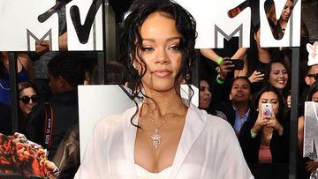 Rihanna MTV Movie Awardseissa 2014