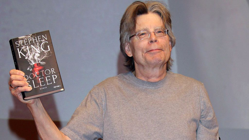 the work of stephen edwin king Bryan edwin smith (b 16 july 1957 d 21 sept 2000) was the driver of a van that hit stephen king on 19 june 1999.